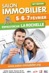 du 05 au 07 février 2016 : le salon de l'immobilier de La Rochelle