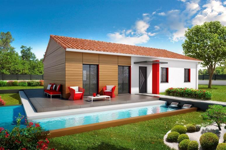 vente terrain et maison construire escalquens 31750 par villas et maisons de france. Black Bedroom Furniture Sets. Home Design Ideas