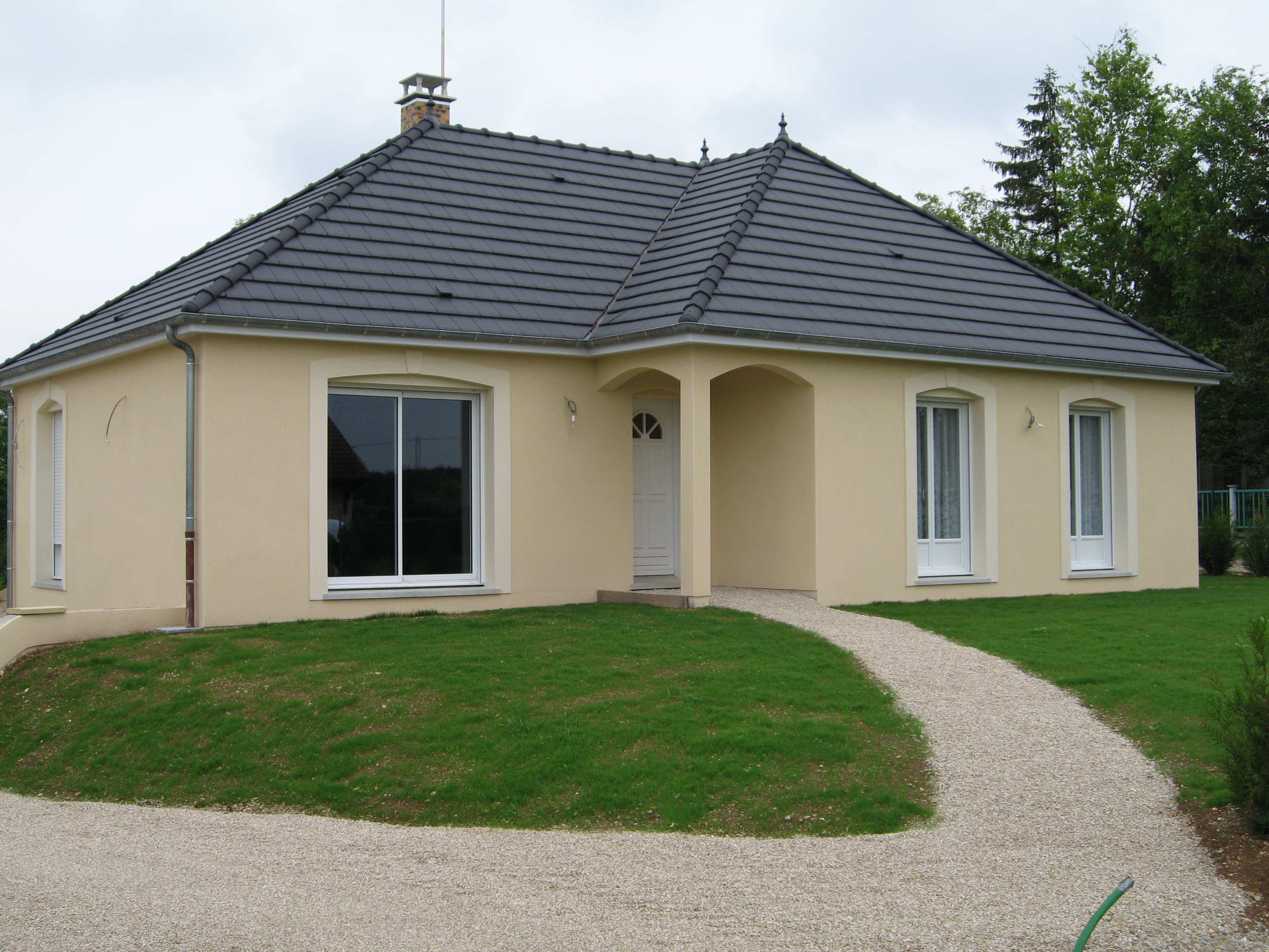 Concepts r alisations champenoises constructeur - Exemple agrandissement maison ...