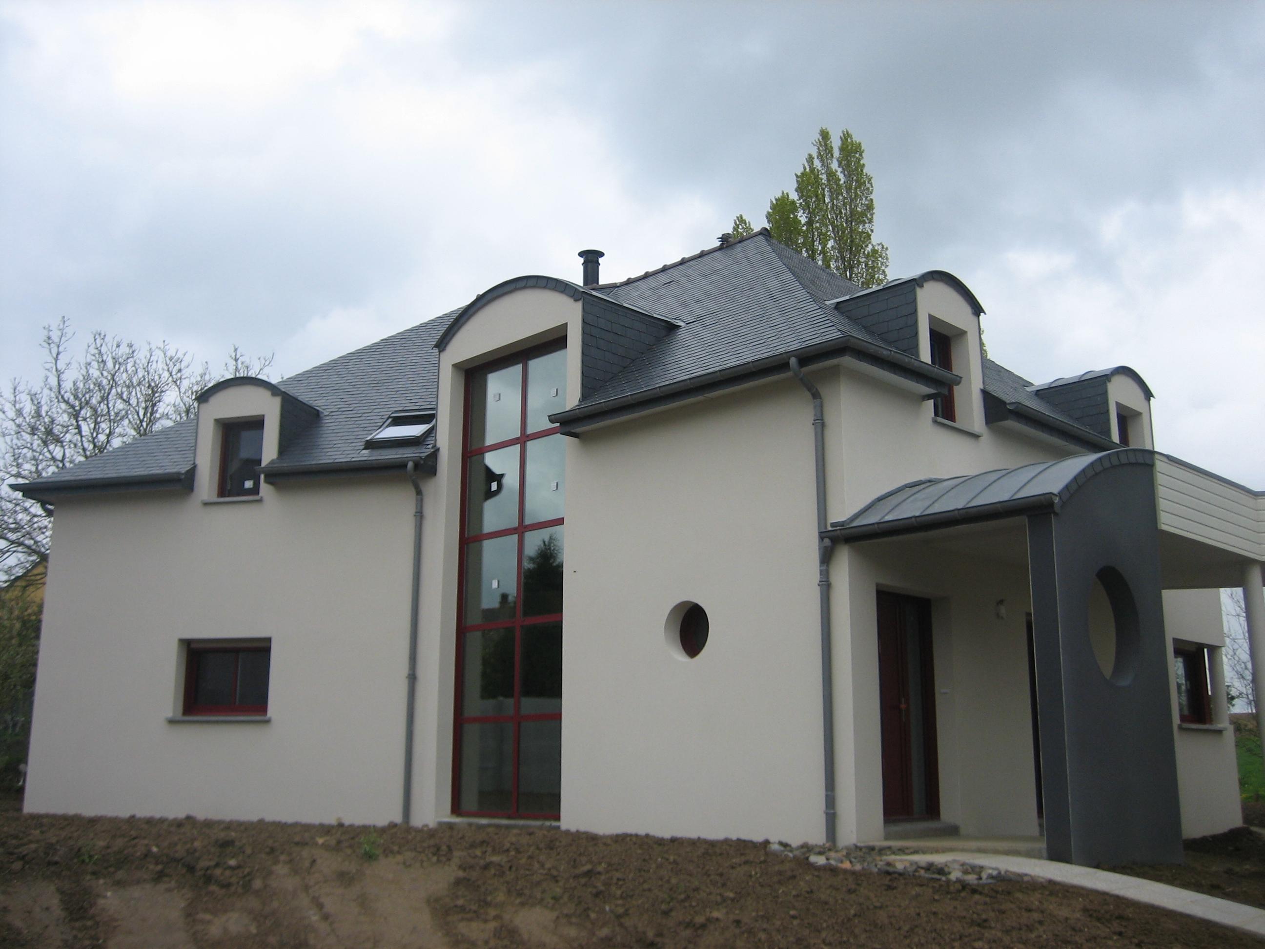 Dbl constructions constructeur maisons individuelles for Aventures de maison rennes