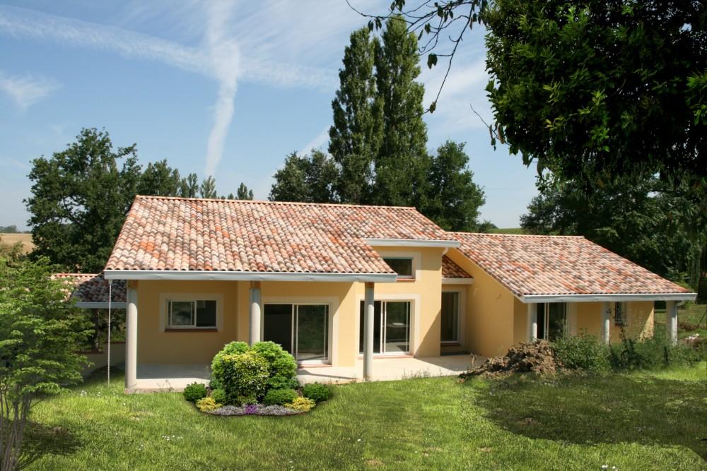Demeures d 39 occitanie constructeur for Mon plan de maison parfait