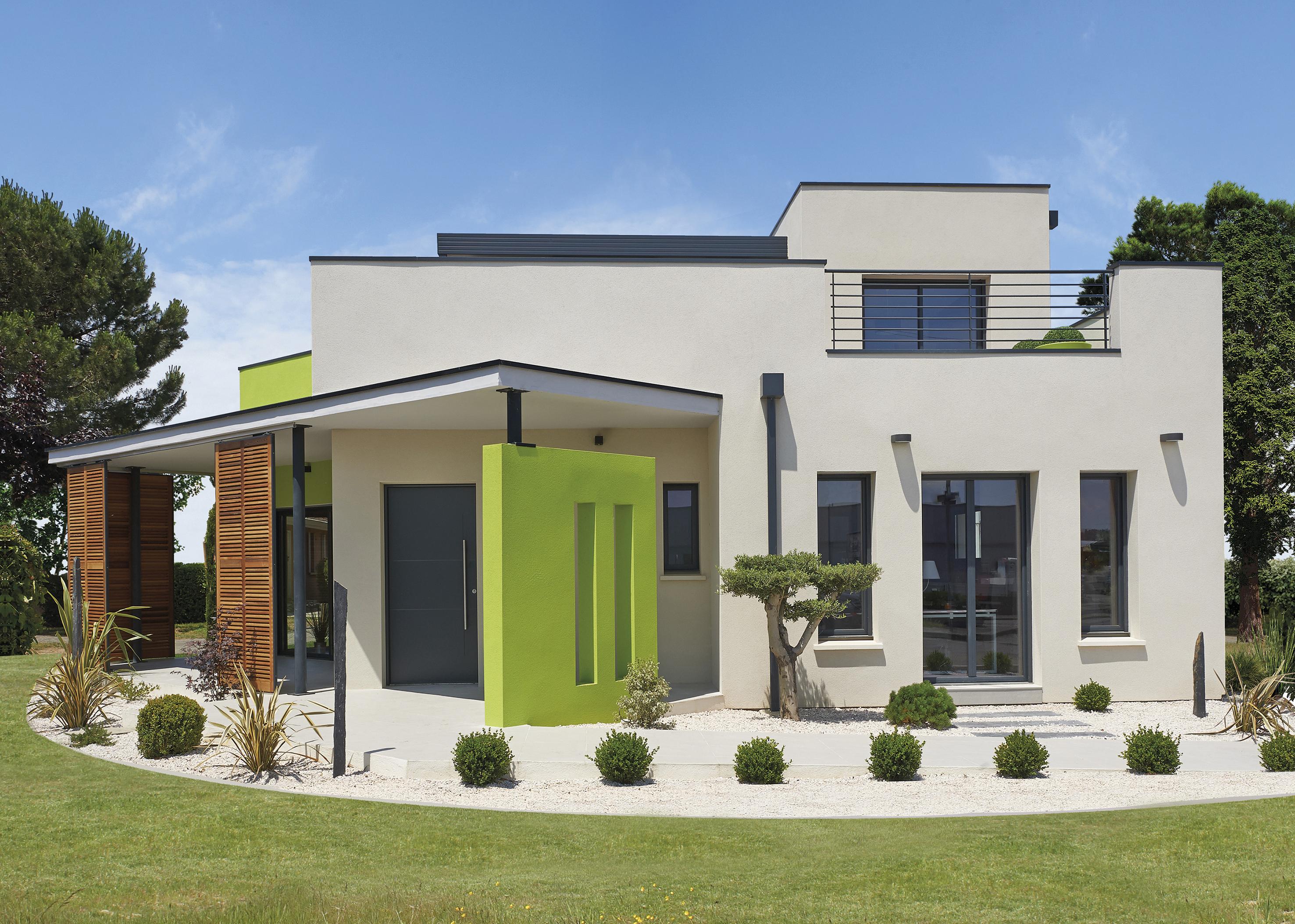 Igc construction constructeur maisons individuelles l for Constructeur maison gers