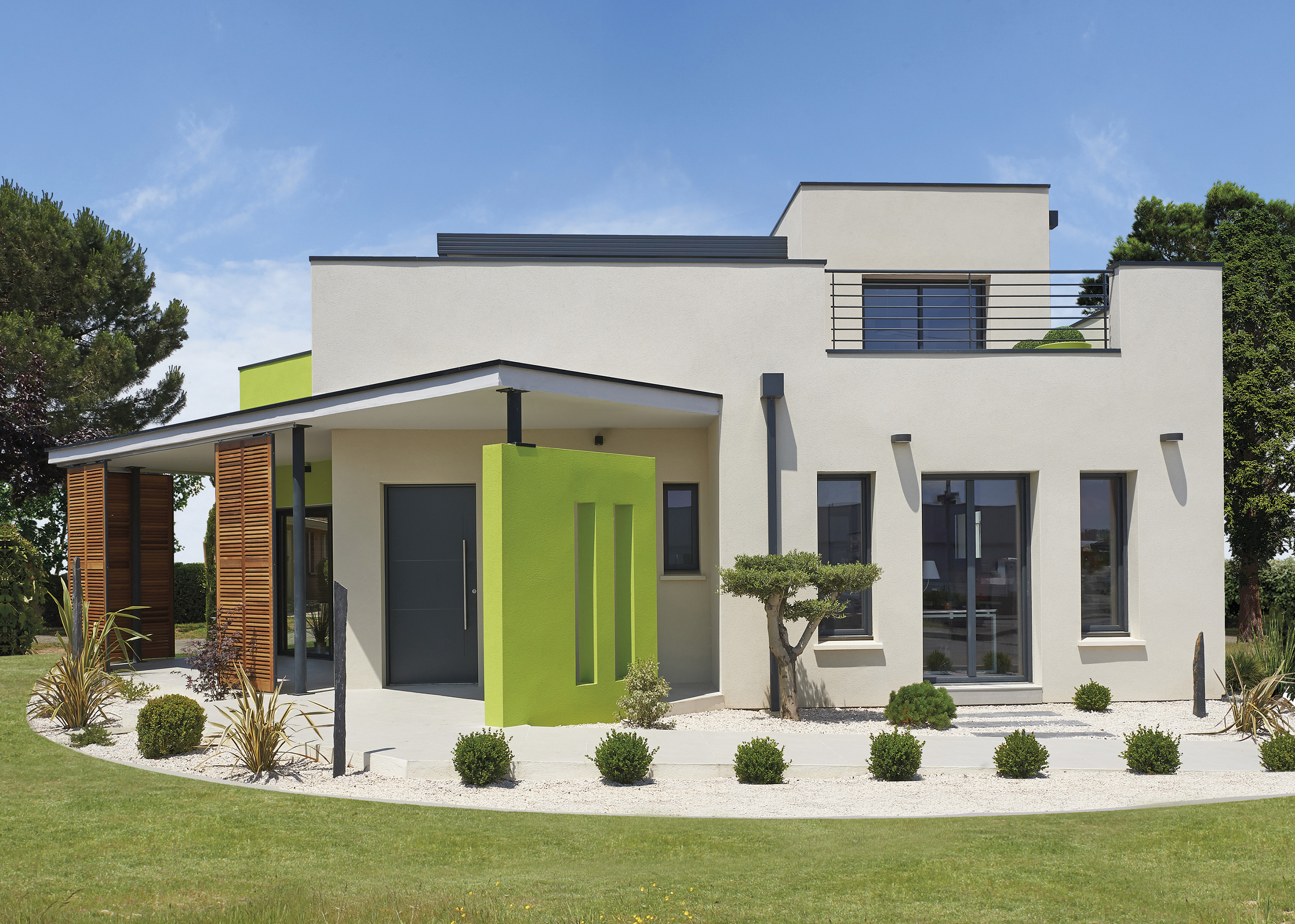 Extrêmement IGC Construction, constructeur maisons individuelles à LA ROCHELLE  KT78