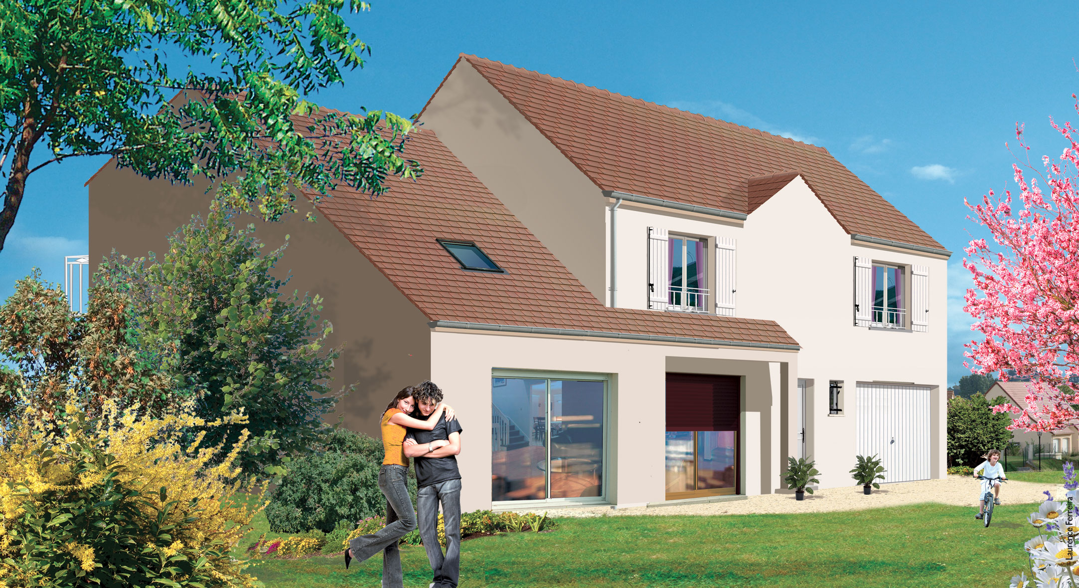 Construire une maison ecologique pas cher great bio with for Modele de maison a construire pas cher
