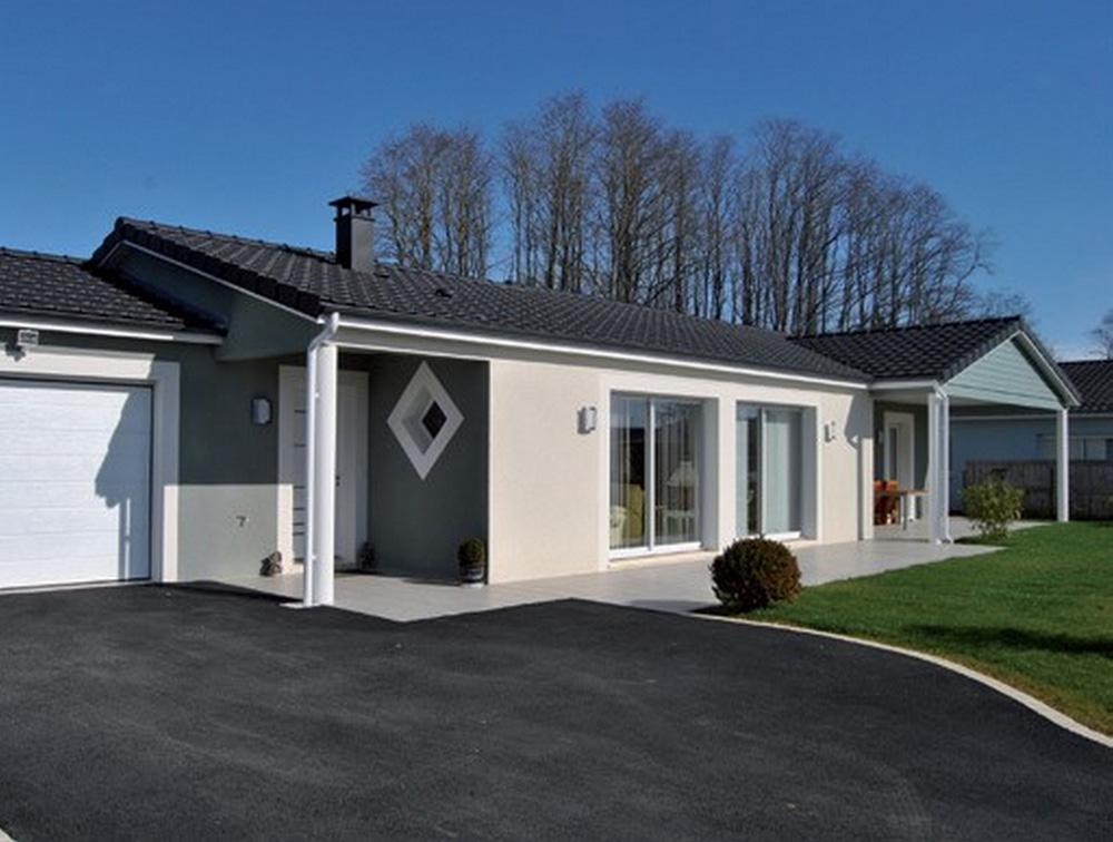 Les maisons aura constructeur for Constructeur maison individuelle 24000