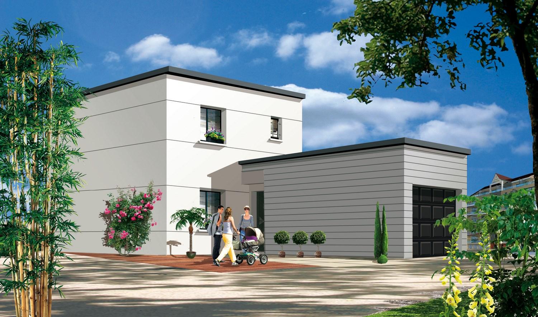 Les maisons orca constructeur for Modele plan de maison