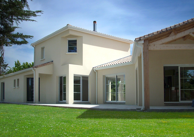 Maison briot constructeur maisons individuelles saint for Constructeur loire