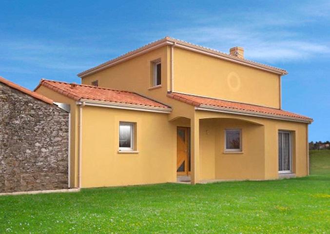 Maison briot constructeur maisons individuelles saint for Constructeur maison saintes