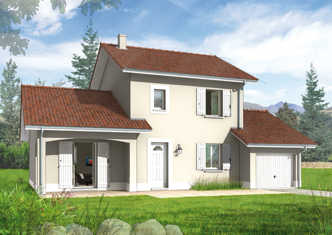 Maison castor constructeur Type de construction de maison