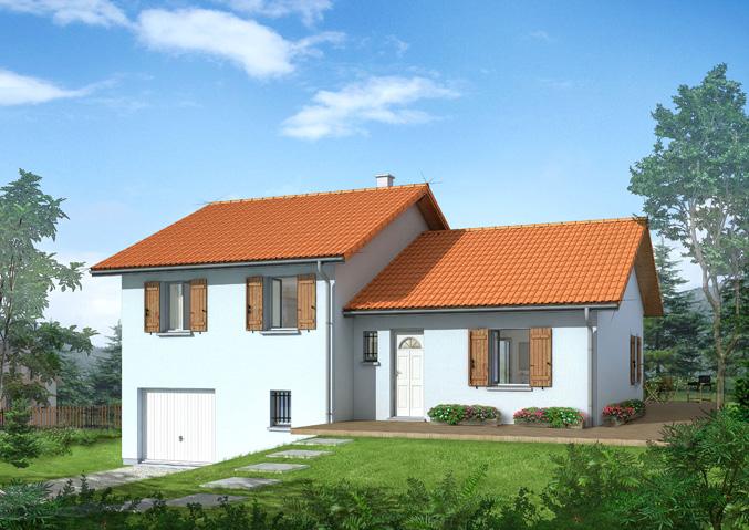 Maison castor constructeur maisons individuelles for Castor grenoble