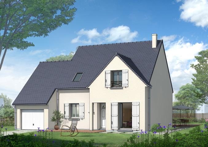 Maison castor constructeur maisons individuelles metz moselle - Garage route de thionville metz ...