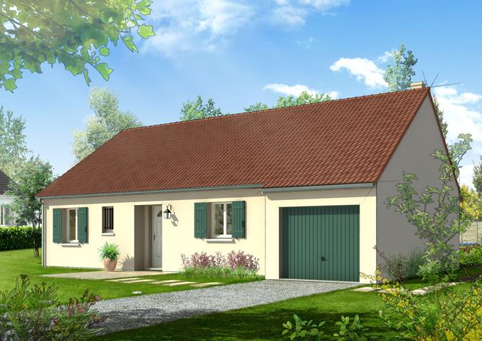 Maison Castor, constructeur maisons individuelles à Lisieux Calvados ...