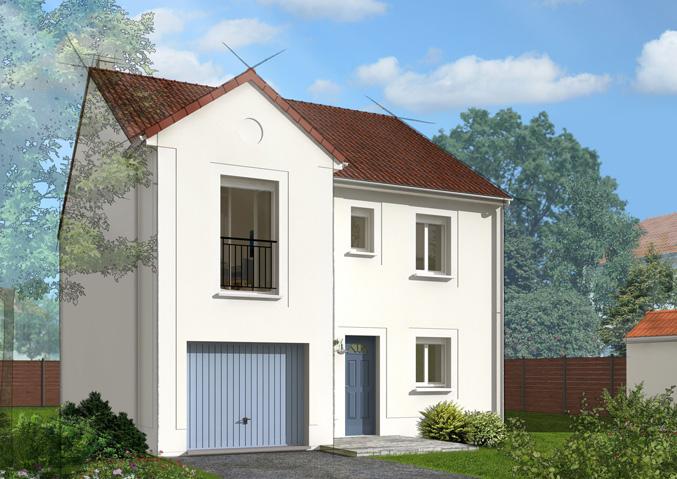 Maison castor constructeur maisons individuelles saint for Constructeur maison manche