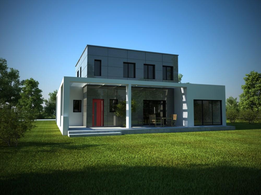 Maison dtt constructeur nogent le phaye eure et loire for Constructeur de maison individuelle chartres