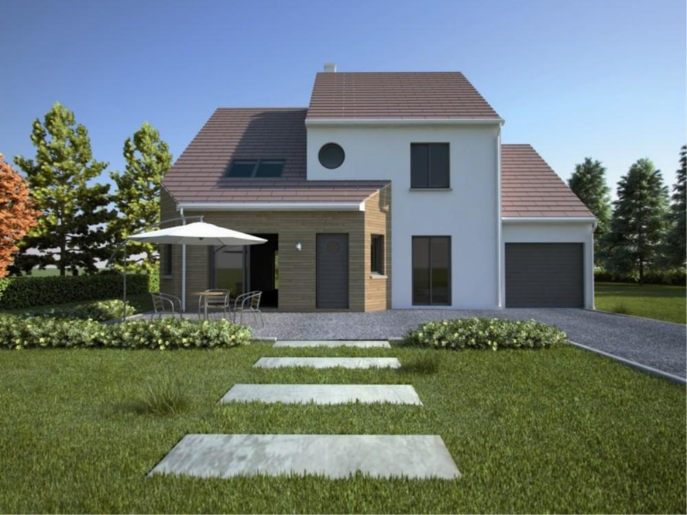 Maison dtt constructeur Type de construction de maison