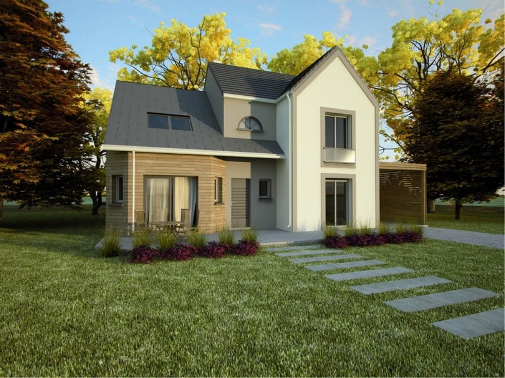 Maison dtt constructeur chambourcy yvelines for Recherche constructeur