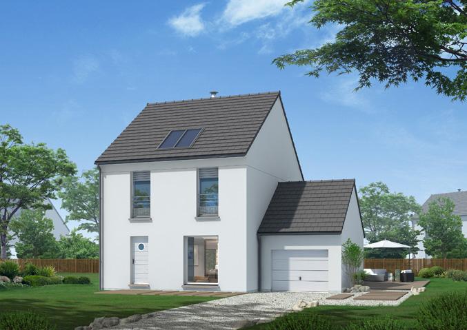 Maison familiale constructeur maisons individuelles for Constructeur maison individuelle moselle