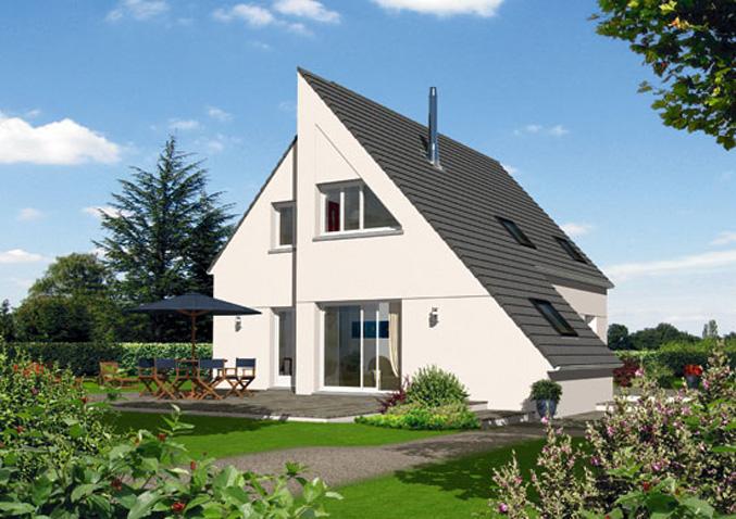 Maisons à étage Maisons écologiques Maisons contemporaines Maisons primo accédant Maisons régionales Maison Familiale