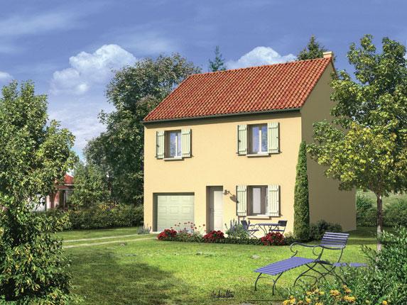 Maisons à étage Maisons écologiques Maisons primo accédant Maison Familiale