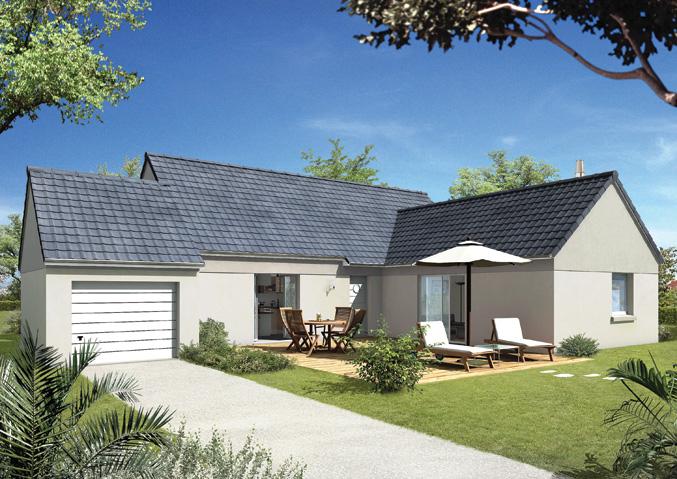 wonderful maison plain pied alsace ideas best image engine. Black Bedroom Furniture Sets. Home Design Ideas