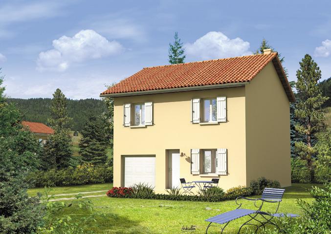 Maison familiale constructeur maisons individuelles for Constructeur de maison besancon