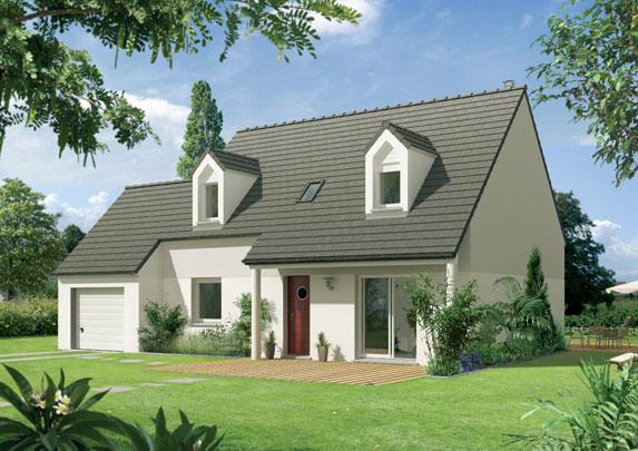 Maison familiale constructeur maisons individuelles for Constructeur eure