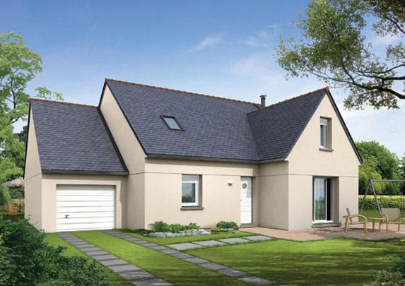 Maison familiale constructeur maisons individuelles for Constructeur maison individuelle loiret