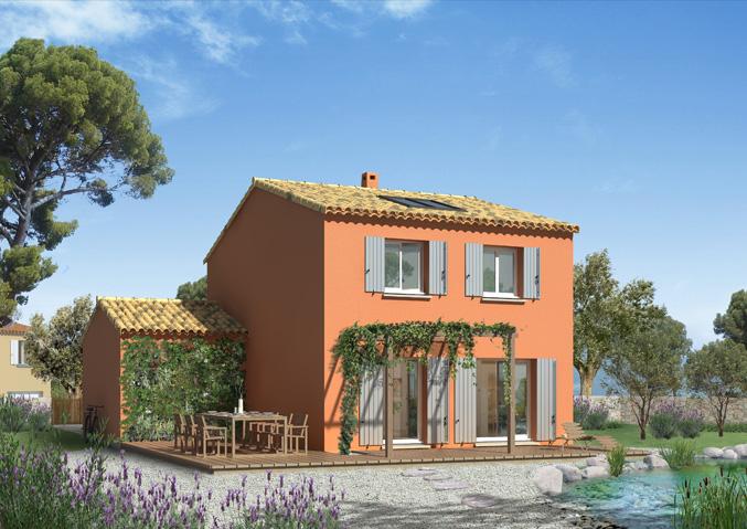 Maisons à étage Maisons écologiques Maisons primo accédant Maisons méditerranéennes Maison Familiale