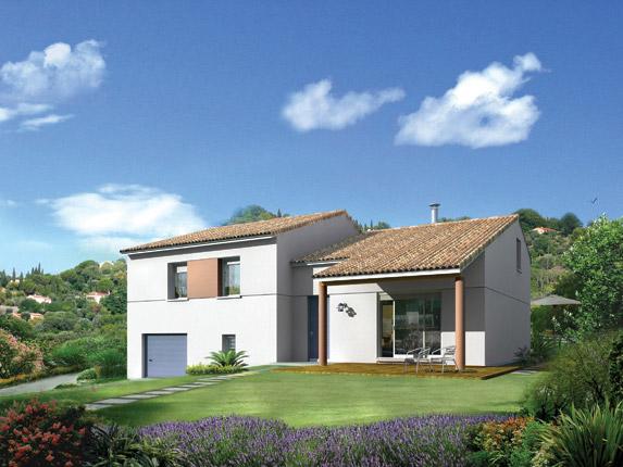 Maisons à étage Maisons primo accédant Maisons méditerranéennes Maisons régionales Maison Familiale