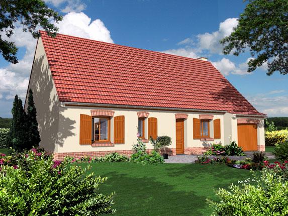 Maisons primo accédant Maisons régionales Maison Familiale