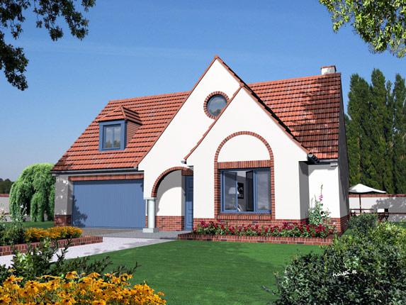 Maisons à étage Maisons écologiques Maisons primo accédant Maisons avec combles Maisons régionales Maison Familiale