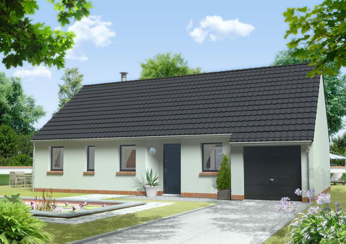 Maisons de plain pied Maisons primo accédant Maisons régionales Maison Familiale