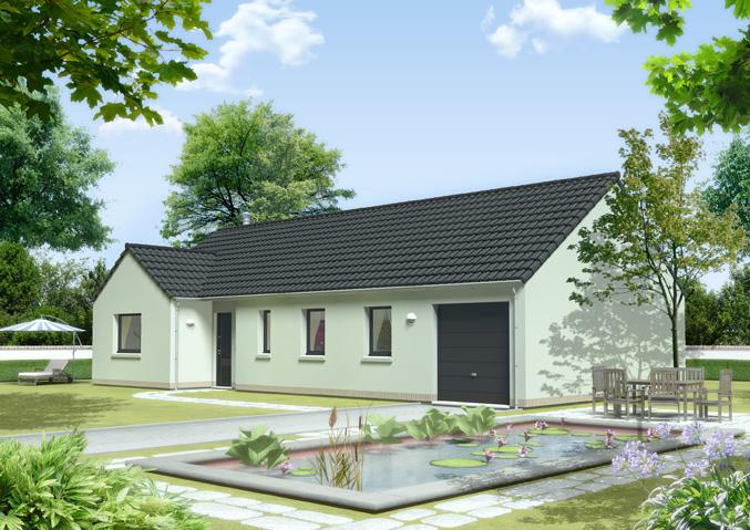 Maison familiale constructeur maisons individuelles for Constructeur maison pas de calais