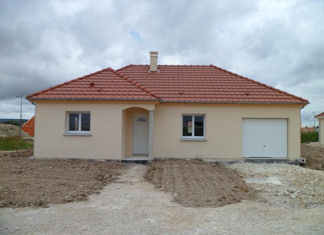 Maisons arlogis constructeur saint germain aube for Maison constructeur