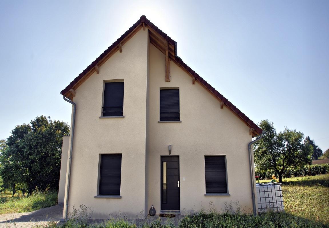 Maisons arlogis constructeur for Maison neuve constructeur