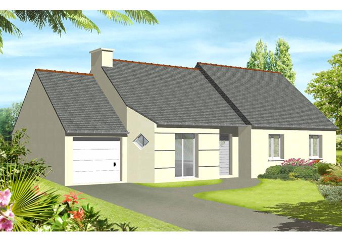 Maisons aura constructeur maisons individuelles saint for Constructeur de maison individuelle cote d armor