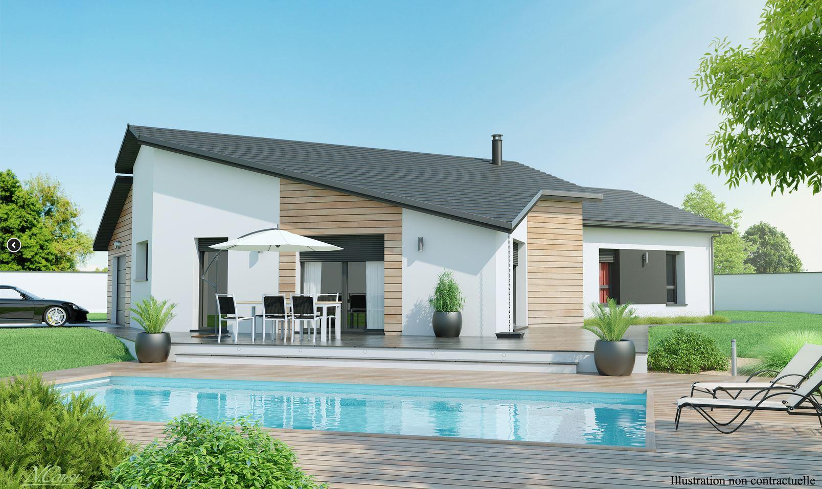 Maisons axial constructeur maisons individuelles lyon for Constructeur maison lyon