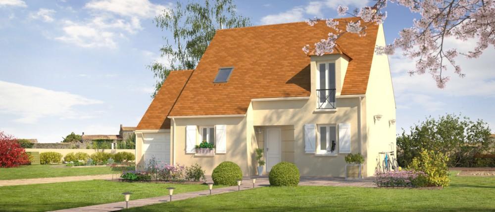 Maisons ctvl constructeur angers maine et loire for Modele maison nicolas