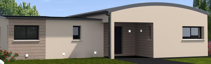 Maisons dona constructeur maisons individuelles for Constructeur maison contemporaine bourges
