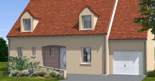 Maisons dona constructeur for Constructeur bourges