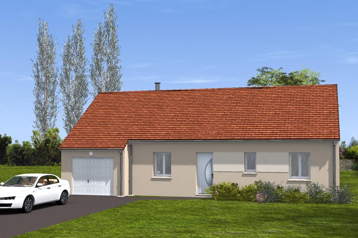 Maisons dona constructeur moulins allier for Constructeur maison allier