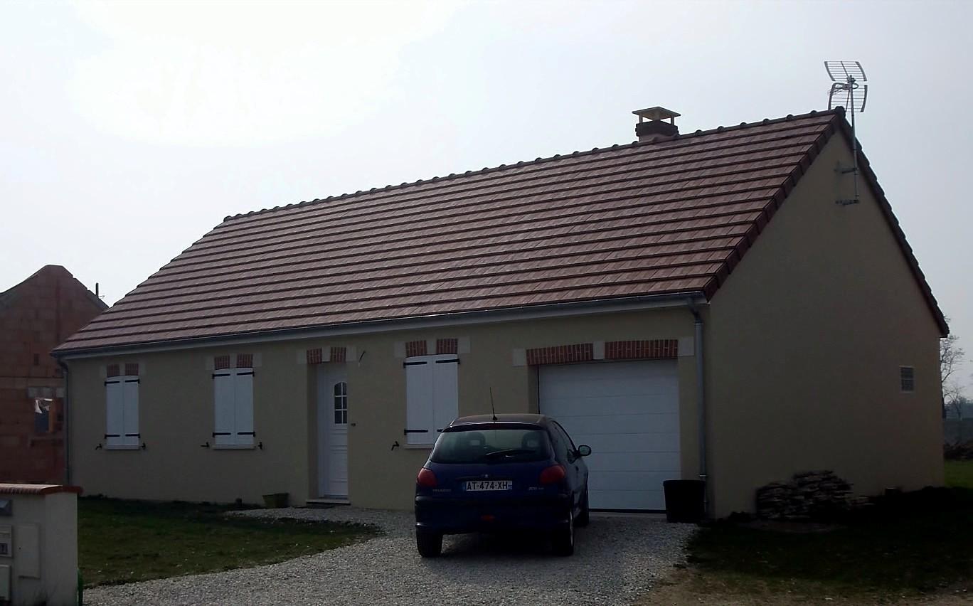 Maisons gitton constructeur Type de construction de maison