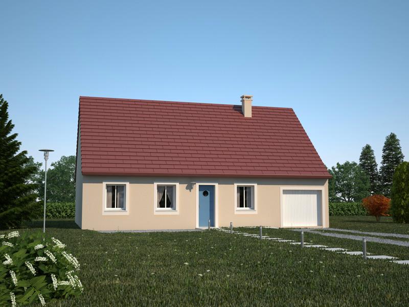 Construire maison kerbea for Constructeur maison vannes