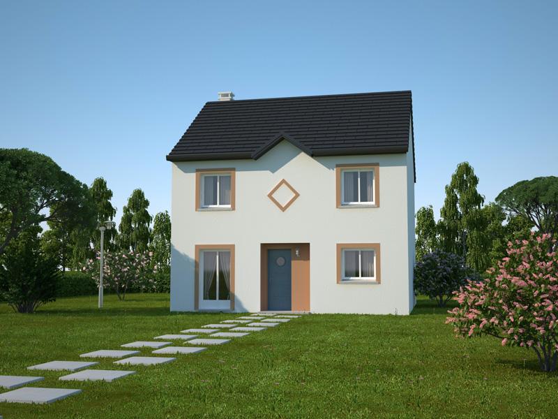 enchanting maison plain pied kerbea gallery best image engine. Black Bedroom Furniture Sets. Home Design Ideas