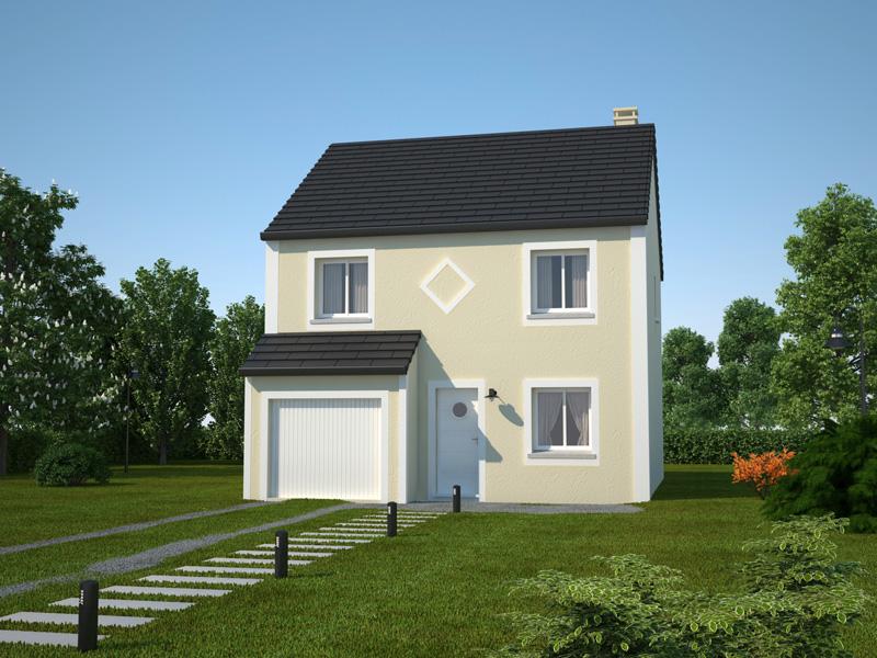 Plan maison tage plan maison cologique plan maison for Constructeur maison loiret