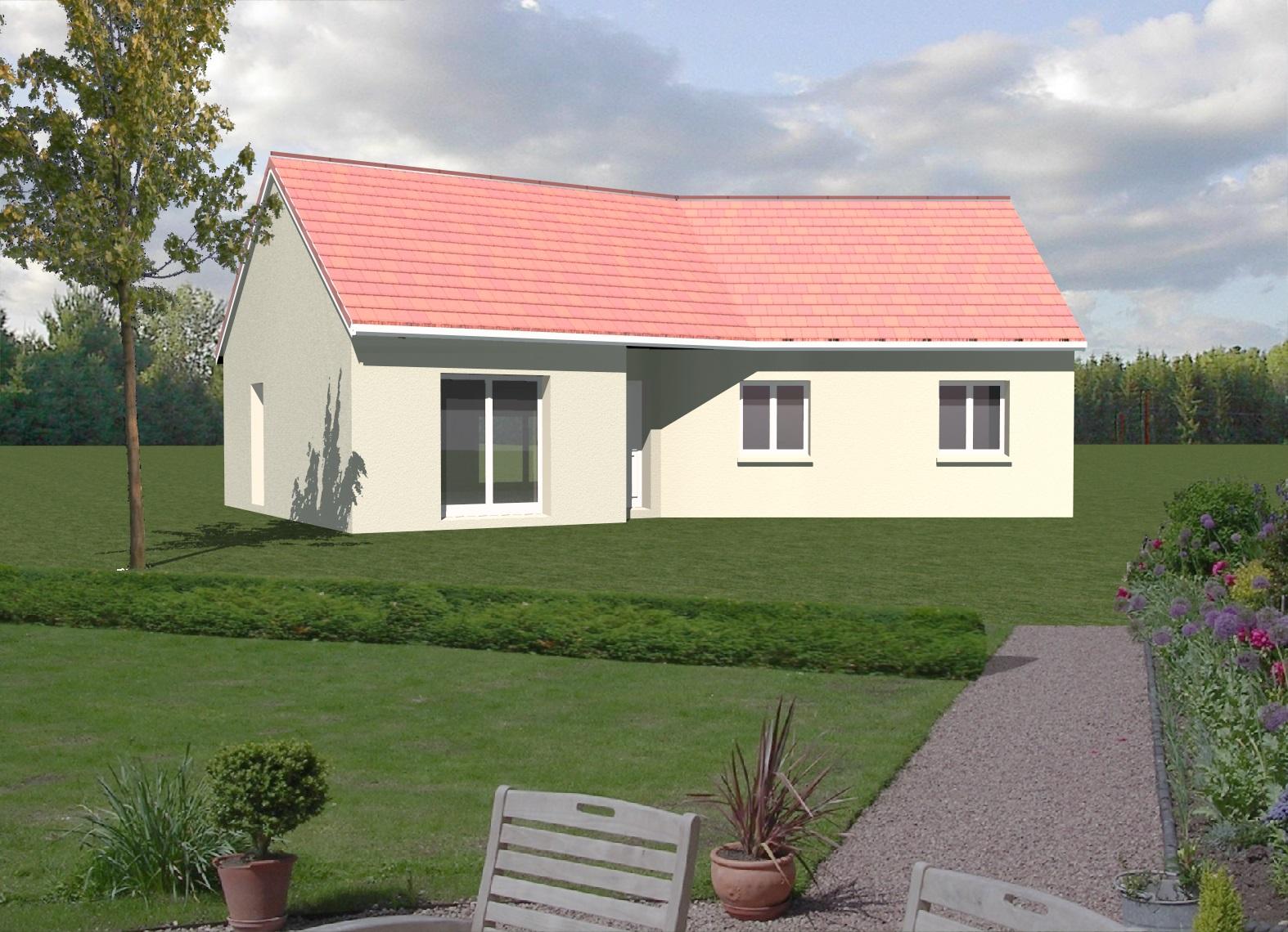 Maisons mag constructeur for Constructeur maison allier