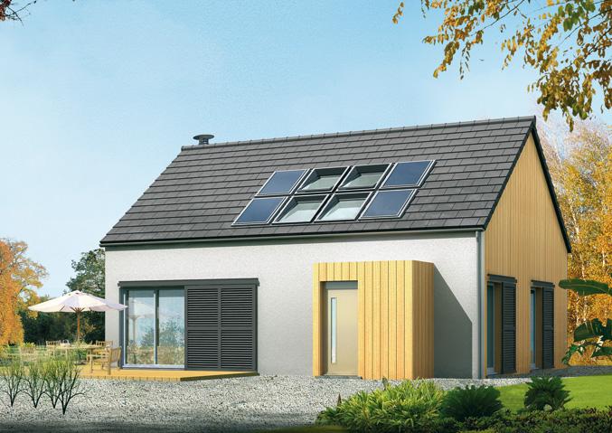 Maisons de plain pied Maisons écologiques Maisons primo accédant Maisons avec combles Maisons régionales Maisons Phénix