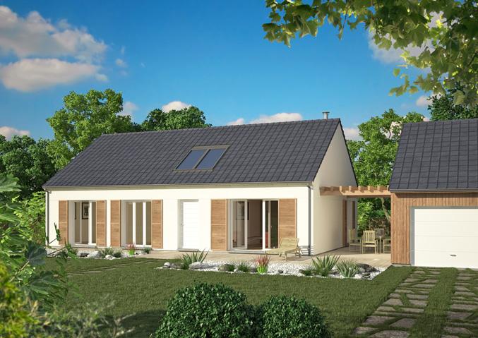 maisons ph nix constructeur maisons individuelles aulnay sous bois seine saint denis. Black Bedroom Furniture Sets. Home Design Ideas