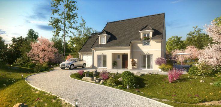 Maisons pierre constructeur maisons individuelles sens for Constructeur maison pierre