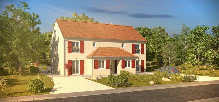 Maisons pierre constructeur for Constructeur maison pierre